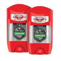 Old Spice Captian Deodorant Roll-Ons 50mlx2