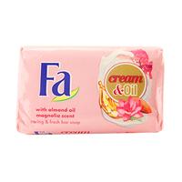Fa Soap Silk Magnolia 125GR