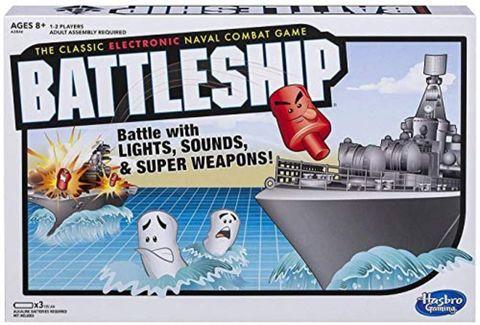 Buy Hasbro Gaming Electronic Battleship Game Online Shop Toys Outdoor On Carrefour Uae