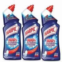 Harpic Toilet Cleaner Liquid Original 750ml x Pack of 3