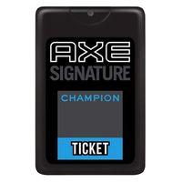AXE Ticket Perfume Champion 17ml