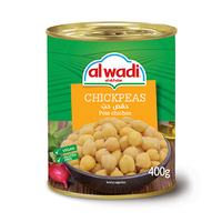 Al Wadi Al Akhdar Chickpeas 400GR