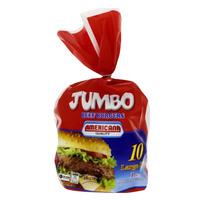 Americana Jumbo Beef Burger 1kg