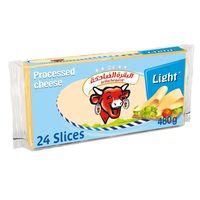 La Vache qui rit Light Cheese Slices 24 Slices 480g