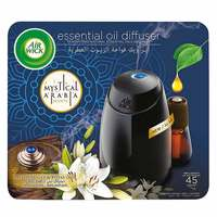 Airwick Mystical Lily And Royal Oud Essential Oil Diffuser Kit 20ml