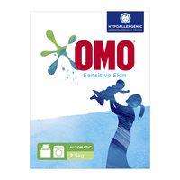 Omo sensitive skin top load 2.5 Kg