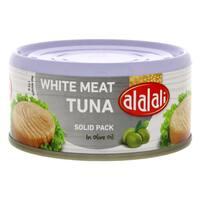 Al Alali White Meat Tuna in Olive Oil 170g