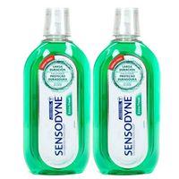 Sensodyne Extra Fresh Mouthwash 500ml X2