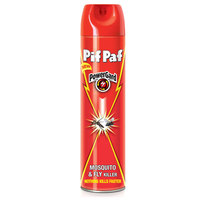 Pif Paf Powergard Mosquito & Fly Killer Spray 600ml