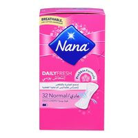 Nana Normal Daily Liners Pad 32 Pieces
