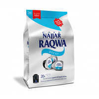 Cafe Najjar Raqwa Decaffeinated 20 Capsules
