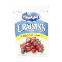 Ocean Spray Craisins Dried Original Cranberries 150g