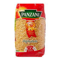 Panzani Mini Alfabeto Pasta 500g