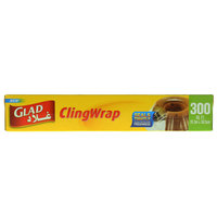 Glad Cling Wrap 300 Sq. Ft