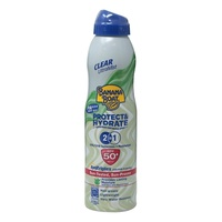 Banana Boat Protect and Hydrate 2 in 1 SPF 50 Spray 170g