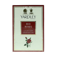 Yardley London Red Roses Luxury Soap 100g