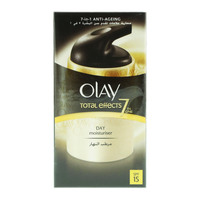 Olay Face Moisturizer Total Effects 7in1 Anti Ageing Day Cream SPF15, with Vitamin B3 50g