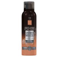 Axe Bodywash for Men Aerosole Bergamot Mousse 200ml
