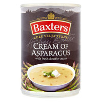 Baxters Cream of Asparagus 400g