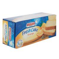 Americana Quality Orange Flavoured Fresh Cake 230g