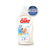 Le Chat Pearly Liquid Detregent Gel Regular 3L