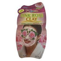 Montagne Jeunesse Pink Rose Clay Face Mask 15g