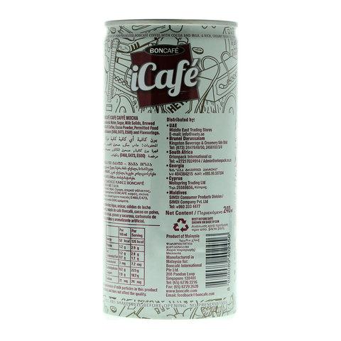 BonCafe iCafe Caffe Mocha 240ml