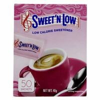 Sweet N Low Low Calories Sweetner 40g