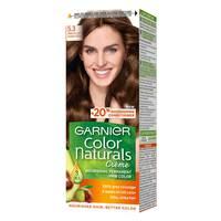 Garnier Color Naturals Hair Colour Cream 5.3 Natural Light Golden Brown 100ml x Pack of 2
