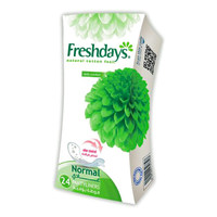 Freshdays pantyliners normal 24 pieces