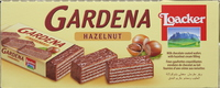 Loacker Gardena Hazelnut Wafers 38g x Pack of 25