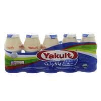 Yakult Light Milk Drink 80ml x Pack of 5