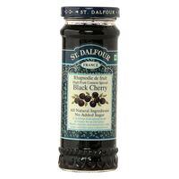 ST Dalfour Rhapsodie De Fruit Black Cherry Flavour Jam 284g