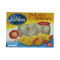 Siblou Potato Shrimps 300g
