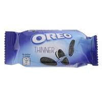 Oreo Thinner Cookies 48g x Pack of 8