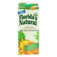 Florida's Natural Orange Pineapple Juice 1.80L