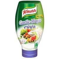 Knorr Mayonnaise Garlic 295ml
