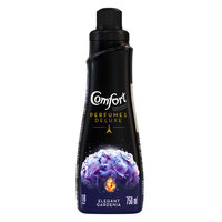 Comfort Perfumes Deluxe Concentrated Fabric Softener Elegant Gardenia 750ml