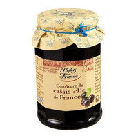 Reflet de France blackcurrant jam 325 g