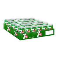 7up can 150 ml x 30 pieces
