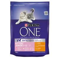 Purina One Kitten, Junior Chicken & Whole Grains 800g