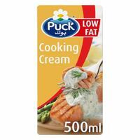 Puck Low Fat Light Cooking Cream 500ml