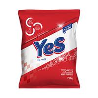 Yes Powder Detergent Classic 750GR