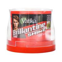 Vatika Brillantine Shine Styling Hair Cream 210ml