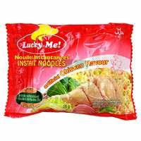 Lucky Me Instant Noodels Chiken 55g