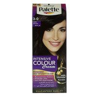 Schwarzkopf Palette Intensive Hair Color Cream 3-0 Dark Brown