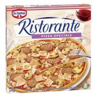 Dr.Oetker Special Chicken And Sausage Pizza 345g