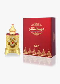 Rasasi - Oudh Al Methali Concentrated Oil - 15 Ml
