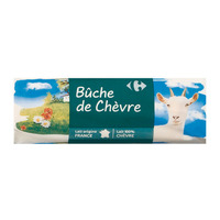 Carrefour goat cheese 180 g
