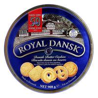 Royal Dansk Danish Butter Cookies 908g